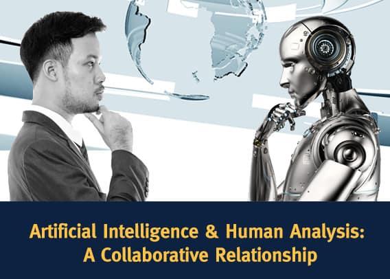 Kreller Report | Artificial Intelligence & Human Analysis: A Collaborative Relationship